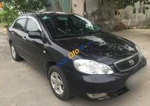 Bán ô tô Toyota Corolla 1.8G năm sản xuất 2003, màu đen, giá chỉ 295 triệu