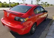 Bán Mazda 3 1.6 AT đời 2009, màu đỏ, chạy rất lợi xăng, máy móc rin