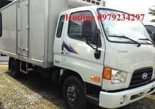 HD72 Hyundai nhập nguyên chiếc thùng đông lạnh