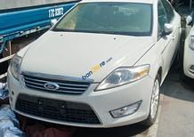 Cần bán xe Ford Mondeo BA7 năm sản xuất 2010, màu trắng