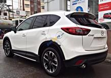 Bán Mazda CX 5 2.5 AT sản xuất năm 2016, màu trắng số tự động, 860tr