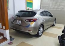 Xe Mazda 3 năm sản xuất 2017, màu vàng chính chủ