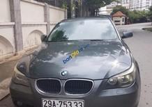 Bán xe BMW 5 Series 530i đời 2004, màu xám, biển số đẹp Hà Nội