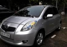 Bán Toyota Yaris 1.3 AT đời 2007, màu bạc, keo chỉ zin cả xe, ốc xe còn zin, xăng 5L/100km
