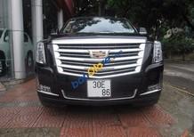 Bán xe Cadillac Escalade năm 2015, màu đen, nội thất đẹp, cam kết chưa va chạm đâm đụng đâu