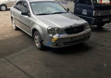 Cần bán Daewoo Lacetti năm 2009, màu bạc, giá chỉ 253 triệu