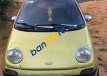 Bán ô tô Daewoo Matiz đời 2000, màu vàng chanh, xe còn đẹp