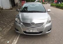 Xe Toyota Vios E 2010, màu bạc