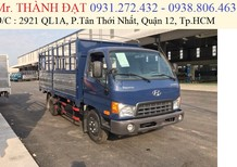 Giá xe tải Hyundai 6.5 tấn, xe tải Hyundai 5 tấn, giá xe tải Hyundai 3.5 tấn, Hyundai HD650, Hyundai HD500