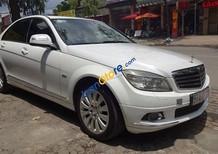 Xe Mercedes AT sản xuất 2008, màu trắng giá cạnh tranh