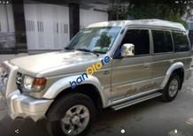 Cần bán gấp Mitsubishi Pajero 2004, mới thay 4 vỏ