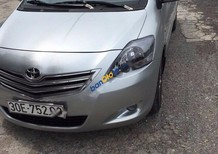 Gia đình tôi cần bán xe cũ Toyota Vios 1.5E sản xuất 2012 màu bạc, số sàn