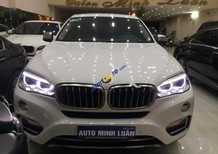 Cần bán xe BMW X6 xDriver35i năm sản xuất 2016, màu trắng, nhập khẩu số tự động