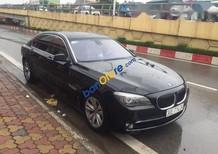 Cần bán xe BMW 7 Series 740LI năm 2010, màu đen, nhập khẩu nguyên chiếc