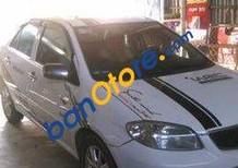 Xe Toyota Vios MT sản xuất 2007, màu trắng đã đi 110000 km, giá tốt