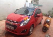 Cần bán Chevrolet Spark MT sản xuất 2014, màu đỏ đã đi 150000 km, giá tốt