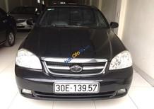 Xe Daewoo Lacetti Ex sản xuất năm 2009, màu đen chính chủ, giá 250tr