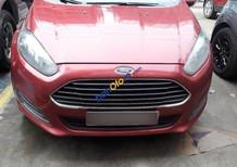 Cần bán lại xe Ford Fiesta 1.5L Trend AT sản xuất 2015, màu đỏ chính chủ