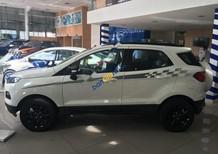 Cần bán xe Ford EcoSport Titanium Black Edition 1.5L AT sản xuất năm 2017, màu trắng