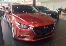 Bán xe Mazda 3 năm 2017, màu đỏ, 640tr
