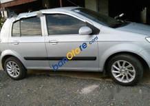 Xe Hyundai Getz sản xuất năm 2009, màu bạc đã đi 15000 km