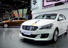Cần bán Suzuki Ciaz 1.4AT năm 2017, màu trắng, nhập khẩu