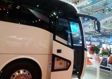 Cần bán xe khách Scania Thuỵ Điển 2017, màu trắng, nhập khẩu