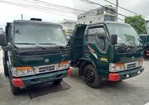 Mua bán xe tải ben Bắc Ninh, xe ben Chiến Thắng 2,4 tấn, 2 tấn rưỡi 0888.141.655