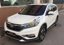 Bán xe Honda CR V AT đời 2016, màu trắng số tự động