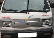 Cần bán gấp Suzuki Blind Van năm 2009, màu trắng