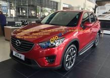 Cần bán Mazda CX 5 sản xuất năm 2017, màu đỏ, 834tr