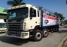 Xe tải JAc 4 chân Hải Phòng  xe tải jac 4 chân Hà Nội giá ưu đãi