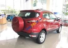 Bán Ford EcoSport Titanium sản xuất 2017, màu đỏ, 599tr