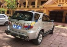 Bán Toyota Fortuner năm 2012 xe gia đình