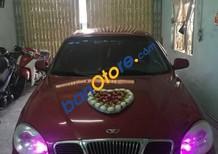 Bán xe Daewoo Leganza sản xuất 1998, màu đỏ