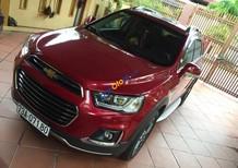 Cần bán lại xe Chevrolet Captiva Revv LTZ 2.4 AT sản xuất năm 2017