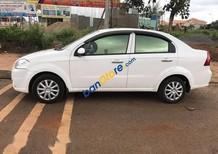 Xe Daewoo Gentra năm sản xuất 2007, màu trắng
