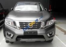 Bán Nissan Navara sản xuất 2017, màu bạc, nhập khẩu