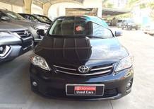 Bán xe Altis 1.8 số sàn, sản xuất 2011, màu đen