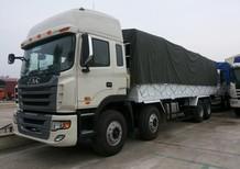 Xe tải Jac 4 chân đẹp bền rẻ