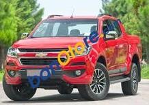 Bán ô tô Chevrolet Colorado High Country 2.8 AT 4x4 năm sản xuất 2017, màu đỏ, nhập khẩu nguyên chiếc, giá tốt