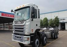 Xe tải Jac 5 chân xe tải 5 chân K5, xe tải 5 chân Hải Phòng Hải Dương