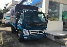Xe tải Thaco Ollin 350 3,5 tấn ĐC ISUZU, dành cho khách chạy bằng B2
