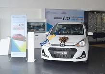 Cần bán Hyundai Grand i10 năm sản xuất 2017, màu trắng, nhập khẩu nguyên chiếc, giá cạnh tranh