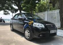 Bán Daewoo Gentra SX1.5 năm 2010, màu đen xe gia đình, giá chỉ 232 triệu