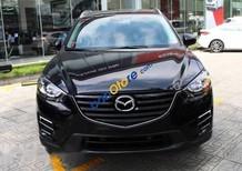 Cần bán Mazda CX 5 sản xuất 2017, màu đen giá cạnh tranh