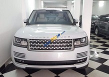 Bán xe LandRover Range Rover HSE 2016, màu trắng, xe mới, nhập khẩu nguyên chiếc