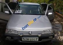 Cần bán xe Peugeot 405 sản xuất 1990, màu bạc, xe nhập, 75 triệu