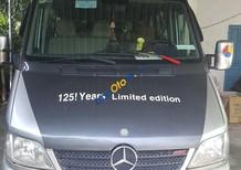Bán Mercedes Sprinter sản xuất năm 2005, màu bạc, nhập khẩu chính chủ