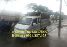 Xe tải Thái Lan nhập khẩu DFSK 950kg (dưới 1 tấn) đi giao hàng thành phố